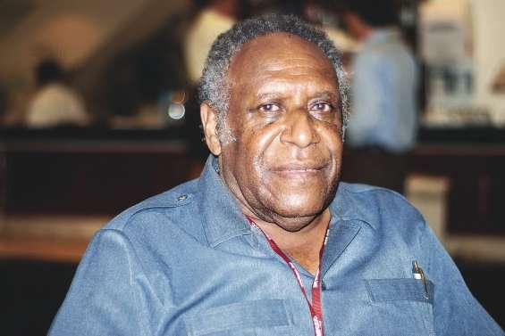Donald Kalpokas, ancien Premier ministre, est décédé