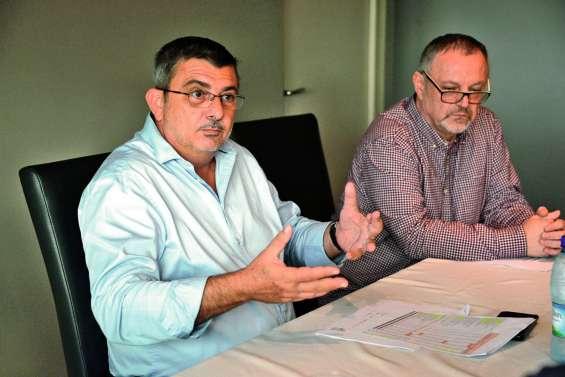 Philippe Germain fait l'éloge de la TGC et du contrôle des marges
