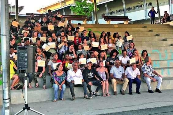 Les diplômés du brevet félicités par leur collège et par le maire