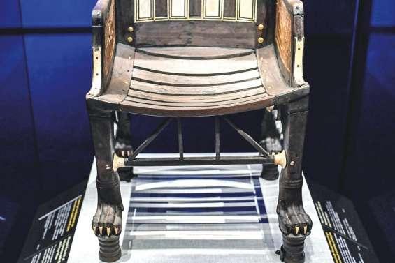 Exposition Toutankhamon : immersion dans le mystère d'un jeune pharaon