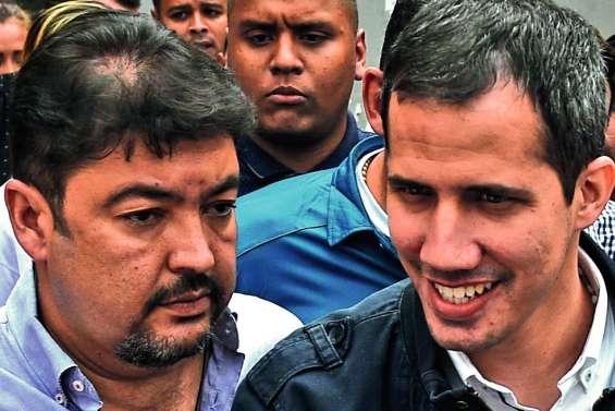 Le bras droit de Guaido arrêté pour « terrorisme »