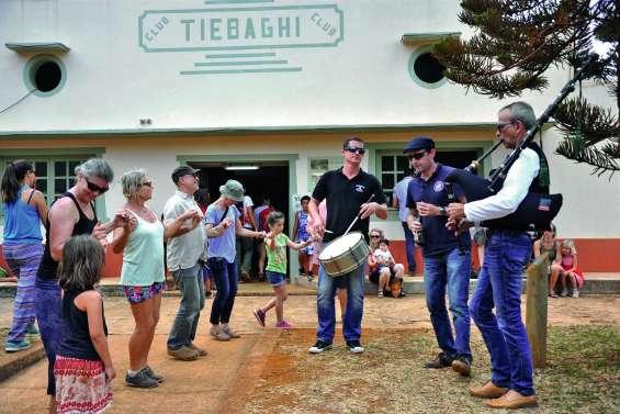 Le Vieux Village de Tiébaghi attire de plus en plus