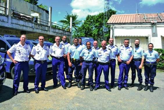 La gendarmerie de Bourail « pleinement au service des citoyens »