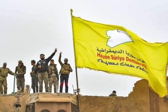 Les Kurdes veulent un procès international pour juger les jihadistes