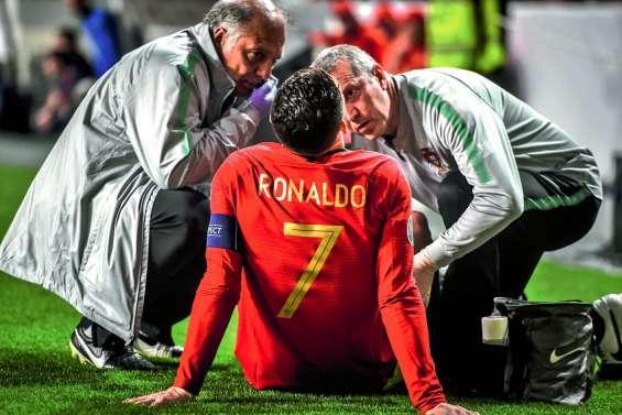 La blessure de Ronaldo fait trembler la Juventus Turin