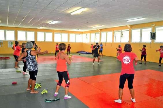 Les seniors peuvent encore s'inscrire aux séances de gym douce