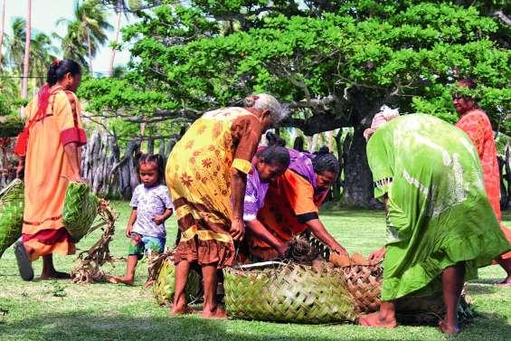 La nouvelle igname a été récoltée à Ouvéa