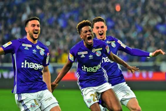 Strasbourg s'offre la Coupe