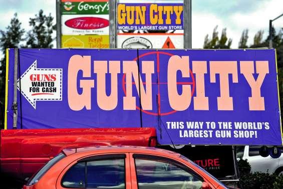 Même le lobby des armes approuve l'interdiction des fusils d'assaut