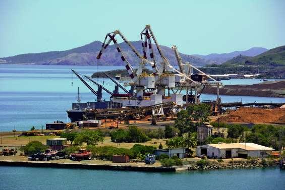 La SLN reçoit un avis favorable à l'exportation du minerai basse teneur