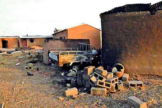 Nouveaux massacres à la frontière malienne