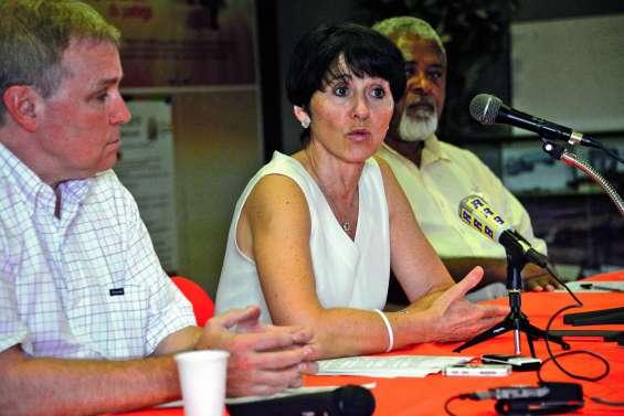 La PDG d'Eramet alerte : « Le temps est compté » à la SLN