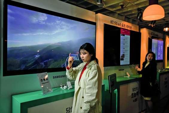 La Corée du Sud, premier pays à passer à la 5G