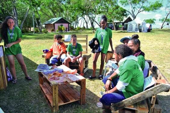 Les jeunes du Sud mettent l'écologie en pratique