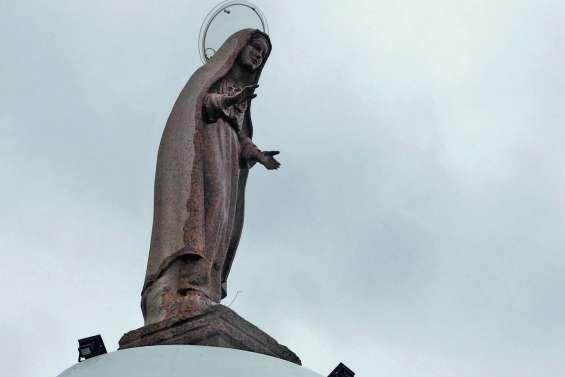 Notre-Dame-du-Pacifique n'a plus de chapelet