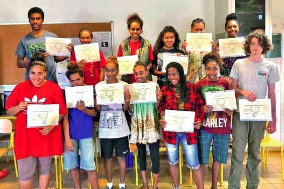 Les jeunes diplômés récompensés