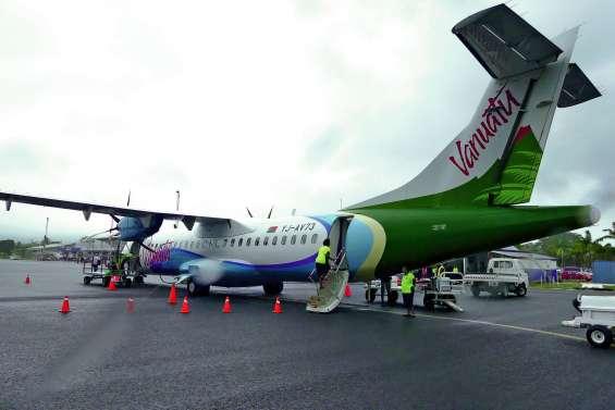 Le trafic aérien pourrait s'élargir  entre le Vanuatu et le Caillou