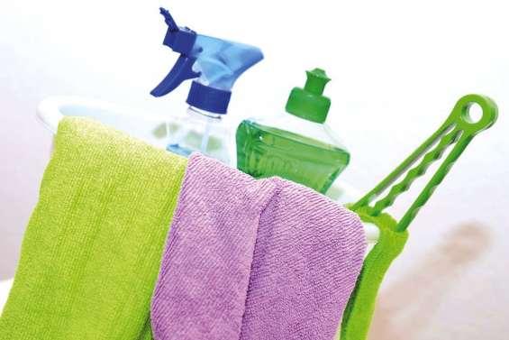 Ces produits ménagers qui polluent nos maisons