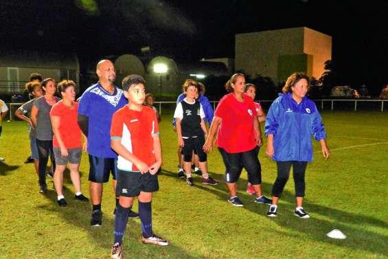 Du rugby santé pour aider à retrouver la forme
