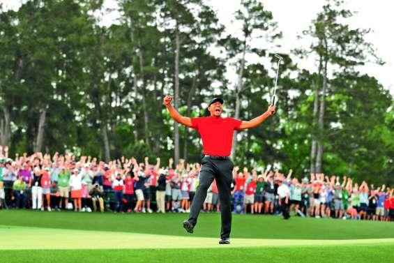 Tiger Woods redevient un joueur majeur