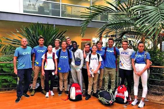 Un total de 27 nageurs calédoniens dans le bassin de Wellington