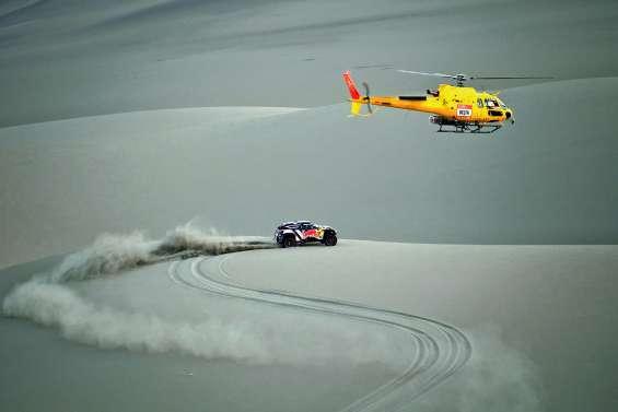 Le Dakar à l'horizon saoudien
