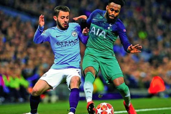 Tottenham sort Manchester City