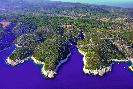 Huit sites remarquables labellisés géoparcs
