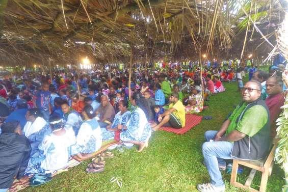 La Kovasio 2019 a rassemblé plus de trois mille fidèles à Hapetra