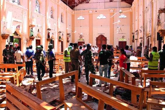 Meurtri par les attentats de Pâques, le Sri Lanka panse ses plaies