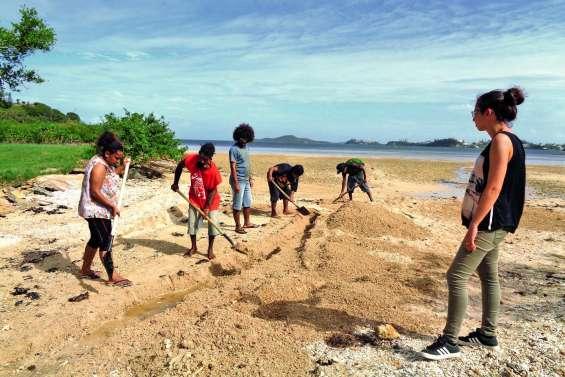 « Le chenal étant bouché, la mangrove de Tina est menacée »