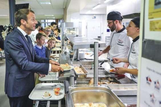Petit-déjeuner gratuit à l'école : l'Etat débloque six millions d'euros