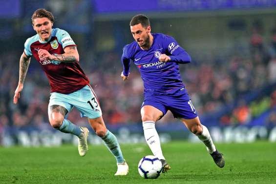 Chelsea manque l'occasion de monter sur le podium