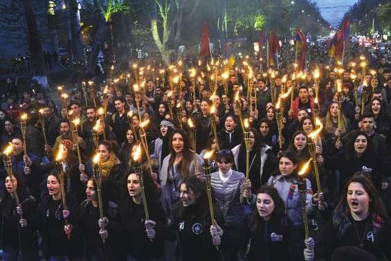 Arménie : Paris reste ferme face à Erdogan