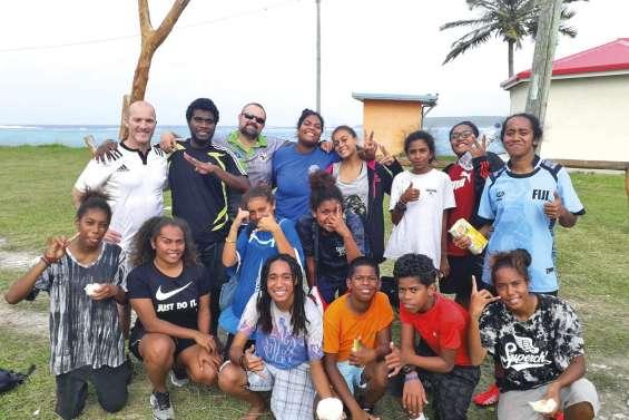 Le rugby santé s'implante à Luecila