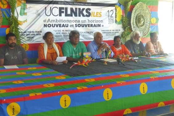 La liste UC-FLNKS des îles Loyauté veut construire durablement
