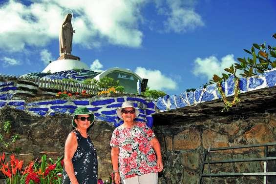 Notre-Dame du Pacifique a retrouvé son chapelet
