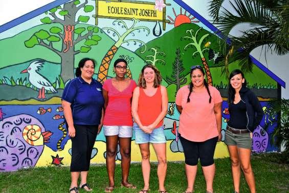 Une nouvelle équipe de parents d'élèves à l'école Saint-Joseph