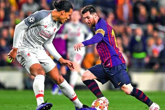 Messi foudroie Liverpool