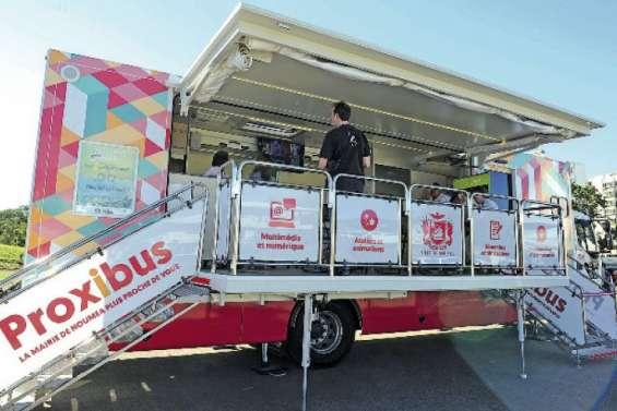 De nouveaux partenaires  dans le Proxibus, en mai