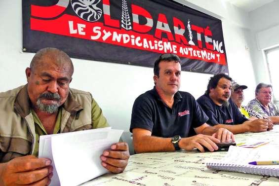 Solidarité-NC veut mettre l'emploi local « au cœur du débat provincial »