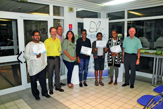Les gagnants de Thèse-Pac récompensés