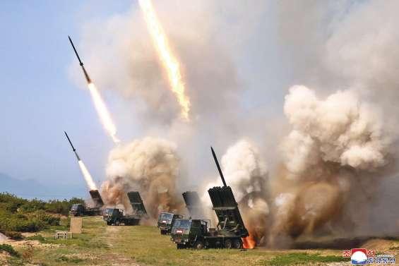 « Kim rappelle au monde ses capacités militaires »