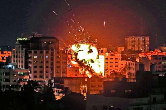 La bande de Gaza de nouveau théâtre de violences