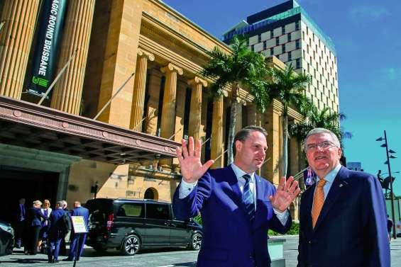 Brisbane rêve de flamme olympique