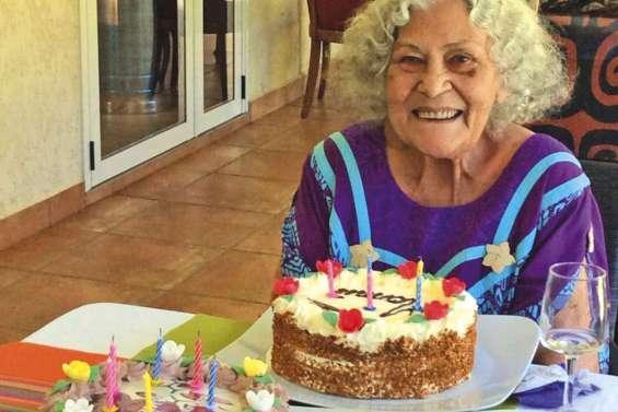 Mamie Fogliani a fêté ses 80 ans