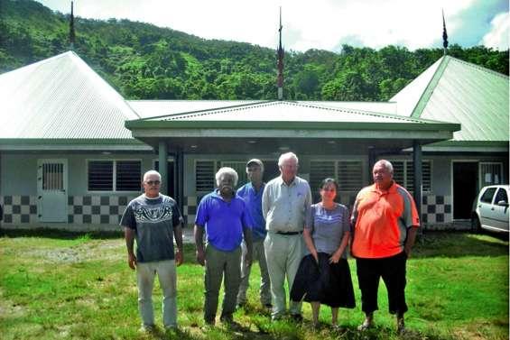 Le long travail de mémoire du conseil de l'aire Paicî Cèmuhî