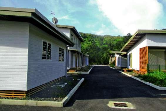 De nouveaux logements au centre du village