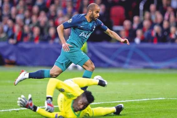 Lucas Moura, triplement héros face à l'Ajax