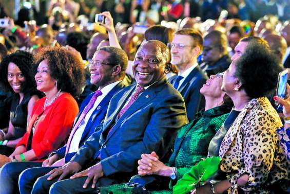 La victoire aux législatives de l'ANC officialisée